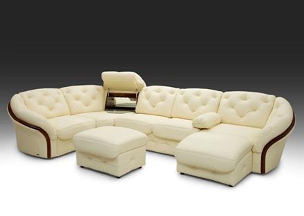 Модульный диван Кредо Д Люкс 5